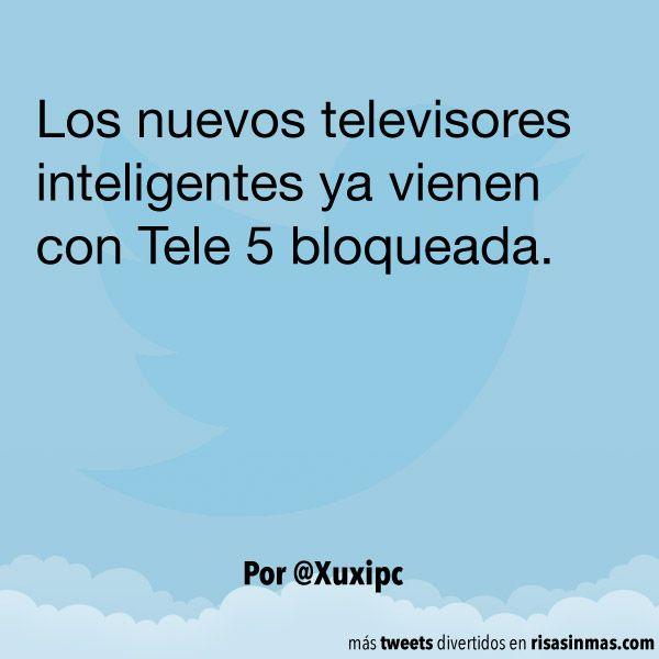Los nuevos televisores inteligentes. #humor #risa #graciosas #chistosas #divertidas