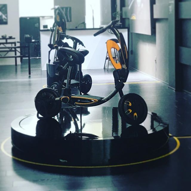New scooter shop in #paloalto. Looks like a small elektroscooter that folds up into a large golf cart. You build it, California will buy it. #montereylocals #pacificgrovelocals- posted by Noel H https://www.instagram.com/nh71. See more of Pacific Grove, CA at http://pacificgrovelocals.com
