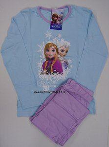 Disney Frozen pyjama Snow Queen met lange mouw. Maat: 110-116 gemaakt ...