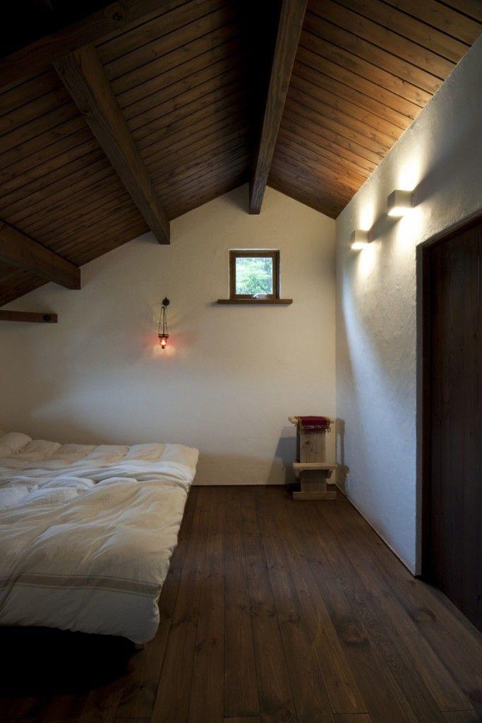 建築実例 La Ferme 05 ロフト インテリア 住宅 ロフト設計