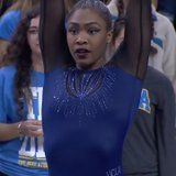 Watch This UCLA Gymnast Absolutely Slay Her Beyoncé-Inspired Floor Routine