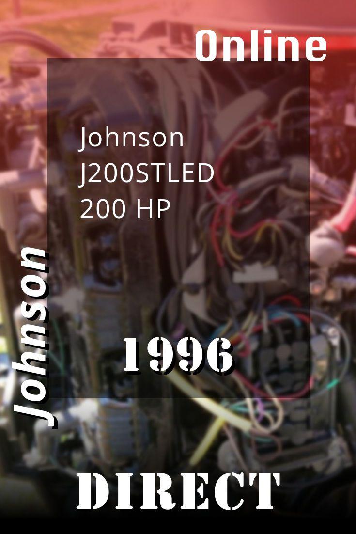 1996 J200stled Johnson 200hp Outboard Motor Online Service Manual Guide
