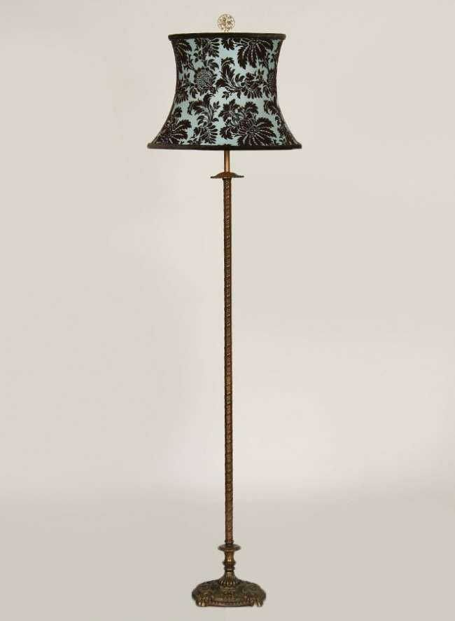 Great and Antique Floor Lamps : Awesome And Antique Floor Lamps Design