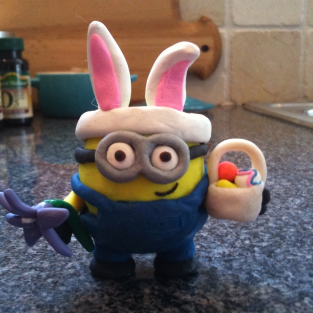 17 Best Images About Easter On Pinterest Minion Easter