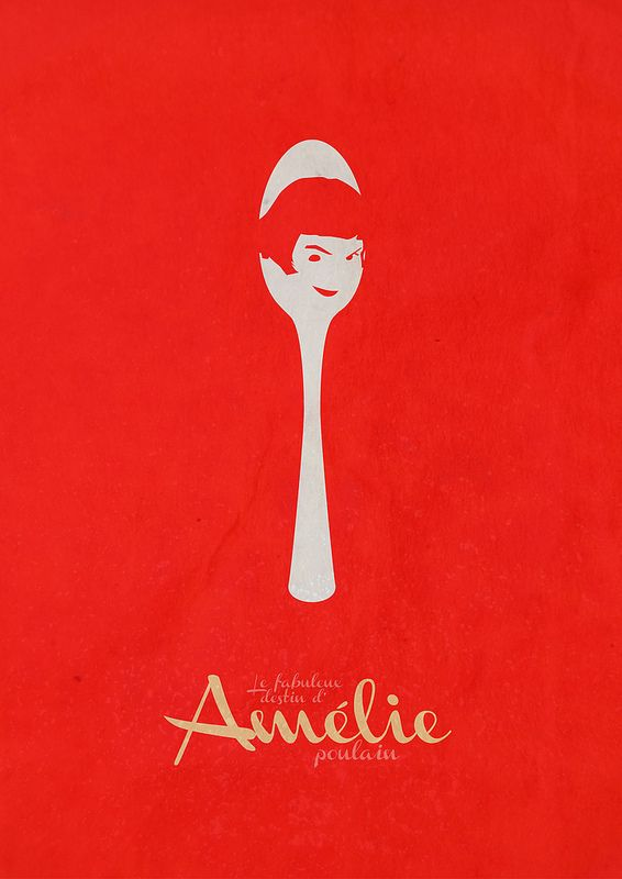 Amelie - movie poster