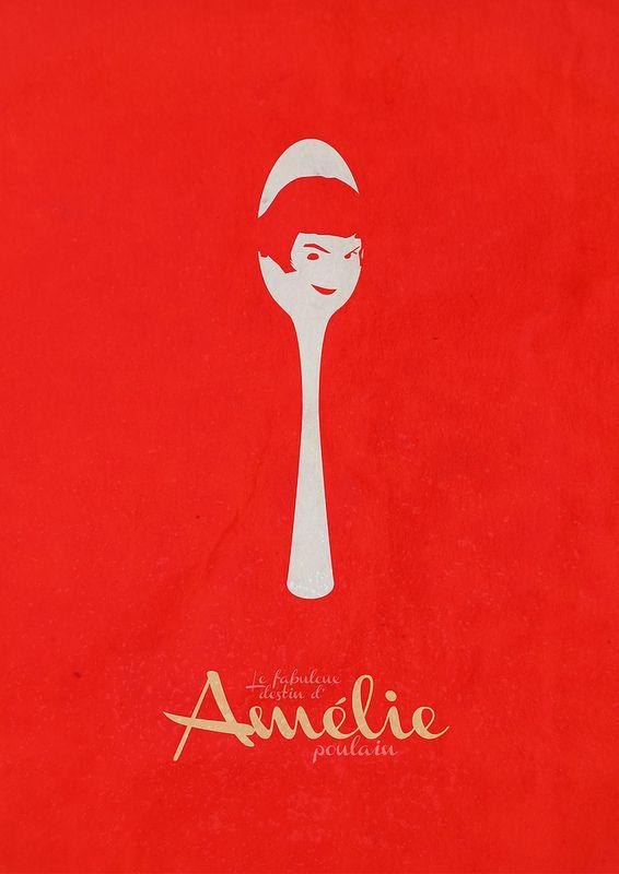 Amelie - movie poster
