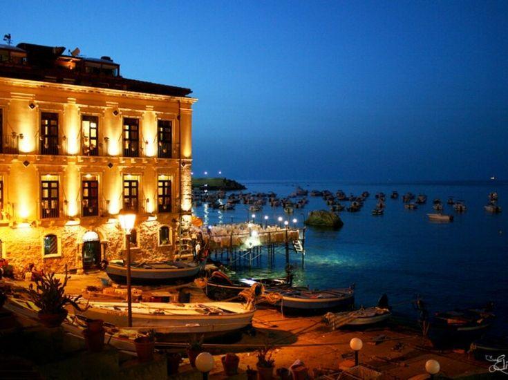 Il Principe di Scilla, ristorante, suites sul mare www.ubais.it