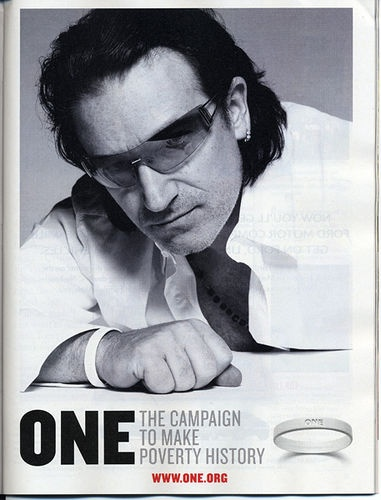 another reason to love Bono. www.one.org   please get involved