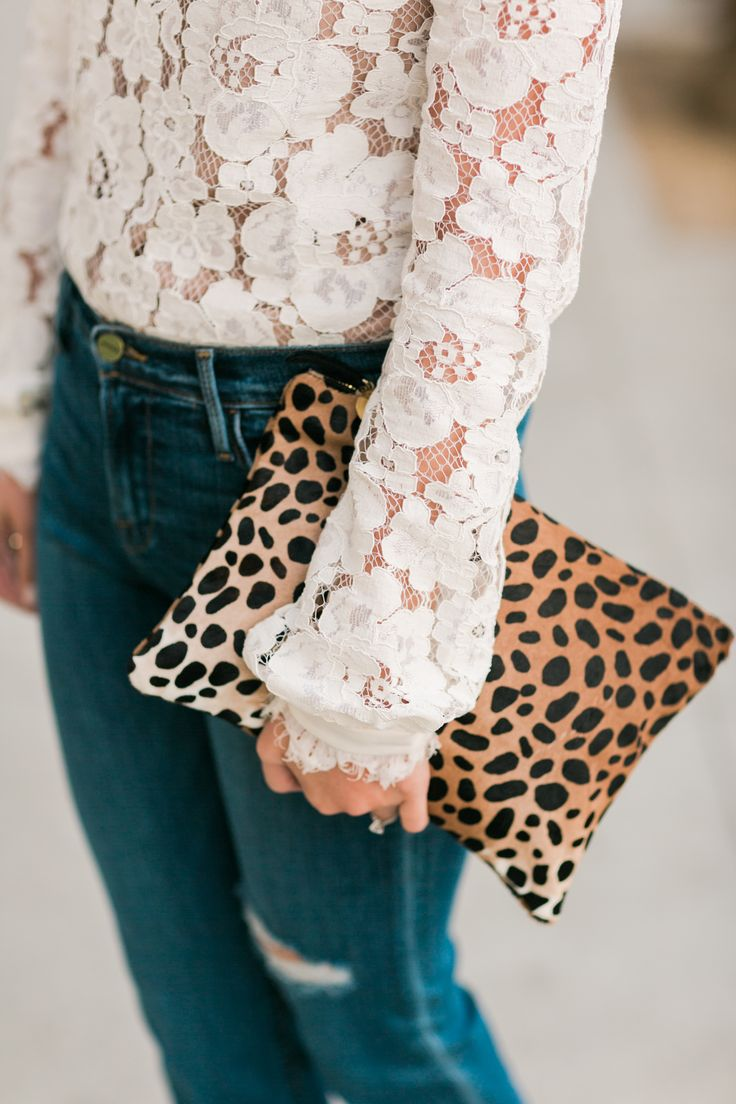 Lace and Leopard on Rhyme & Reason.