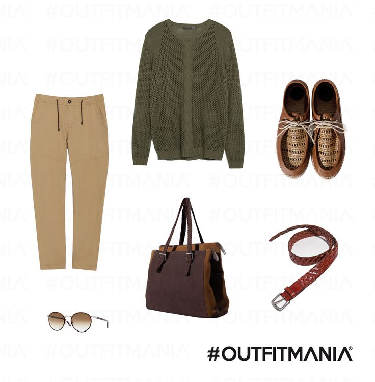outfit stylish for a walk - total look zara fashion style #cool #otfit - www.outfitmania.it