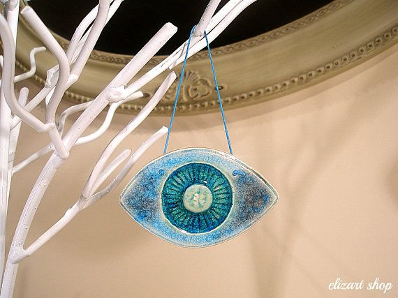 Evil eye protection amulet protection talisman wall hanging