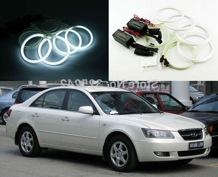 32.68$  Buy now - https://alitems.com/g/1e8d114494b01f4c715516525dc3e8/?i=5&ulp=https%3A%2F%2Fwww.aliexpress.com%2Fitem%2FFor-Hyundai-Sonata-5-Fifth-generation-NF-2006-2010-Excellent-Ultrabright-headlight-illumination-CCFL-Angel-Eyes%2F2006815567.html - For Hyundai Sonata 5 Fifth generation (NF) 2006-2010 Excellent Ultrabright headlight illumination CCFL Angel Eyes kit Halo Ring