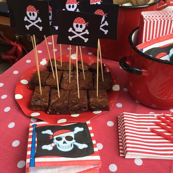 Festa dei pirati fai da te