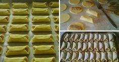 Luxusné orechové rolky z jemného cesta, ktoré viete jednoducho pripraviť!