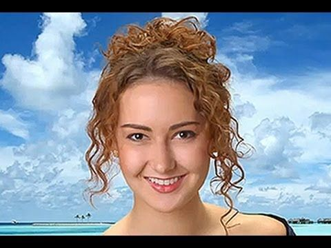 Photoshop: REFINE EDGE & QUICK SELECTION - YouTube