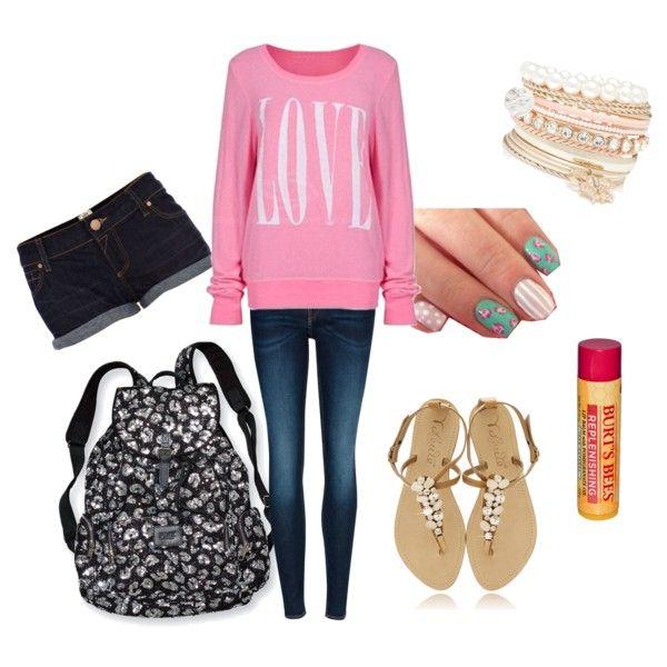 Pink School Outfits | www.pixshark.com - Images Galleries ...