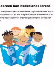 Eindwerk anderstalige nieuwkomers in de reguliere klas