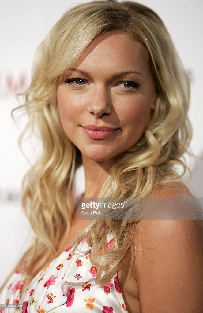 Laura Prepon during Maxim and Bloomingdales Bowl to Benefit 'Rock the Vote' - Arrivals at Lucky Strike Lanes in Hollywood, California, United States.