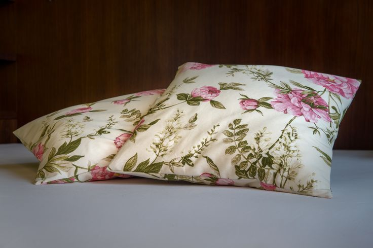 Pillow cover - Peony