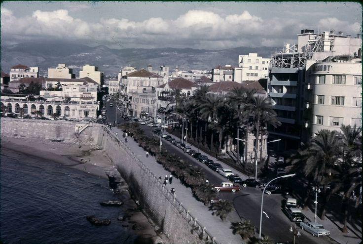 Avenue des Francais [1960s]