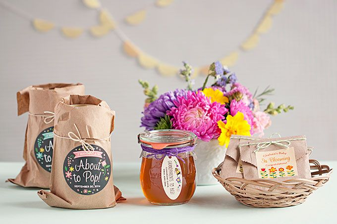 3 easy baby shower favor ideas read more pop cans and - Baby shower invitations and decorations ...