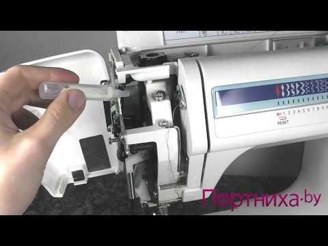 Чистка-смазка игловода - инструкция - YouTube