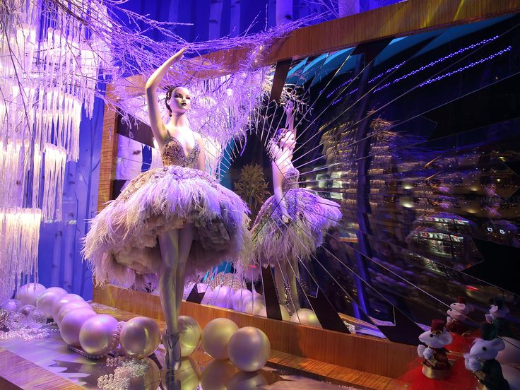 A World Tour of Holiday Window Displays