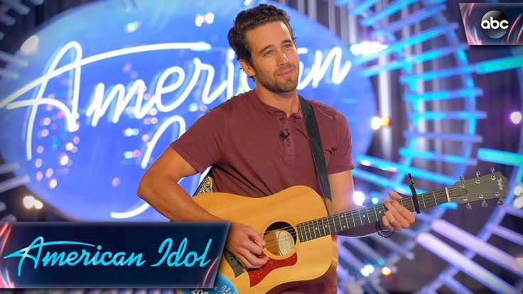 Trevor Holmes Captures Katy Perry S Heart During His Idol Audition