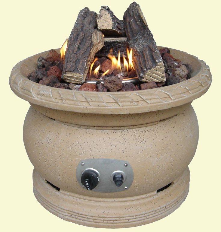 1000 Ideas About Backyard Fire Pits On Pinterest: 1000+ Ideas About Outdoor Gas Fire Pit On Pinterest