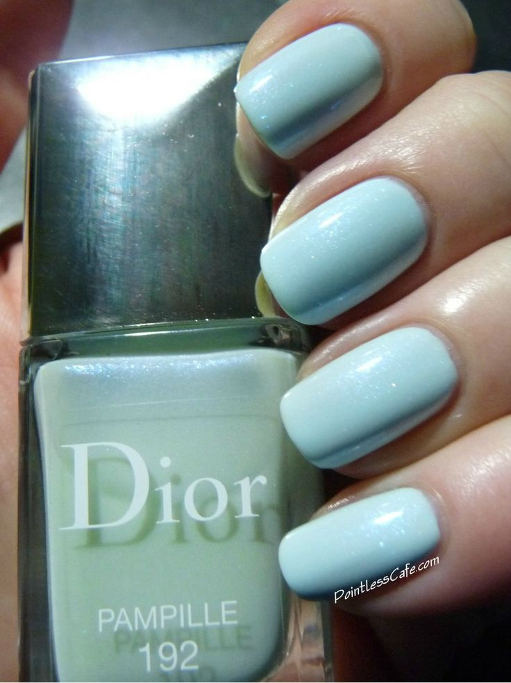 Dior Porcelaine 204 and Pampille 192 - from the Dior Trianon Collection for Spring 2014 | Pointless Cafe