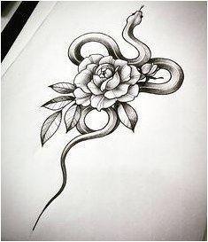 #Tattoo ???????? ?? ??????? weibliche Schlangentattoos, hier klicken, um mehr zu…