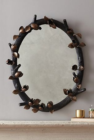 lovely budding roses mirror #anthrofave  http://rstyle.me/n/rthv6pdpe