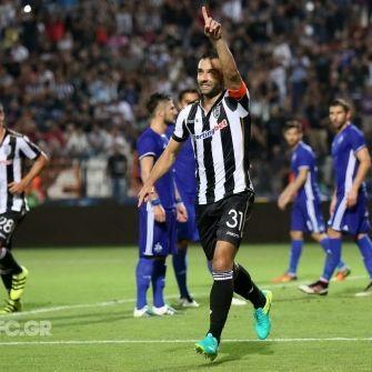 ΠΑΟΚ-FC Dinamo Tbilisi - PAOKFC