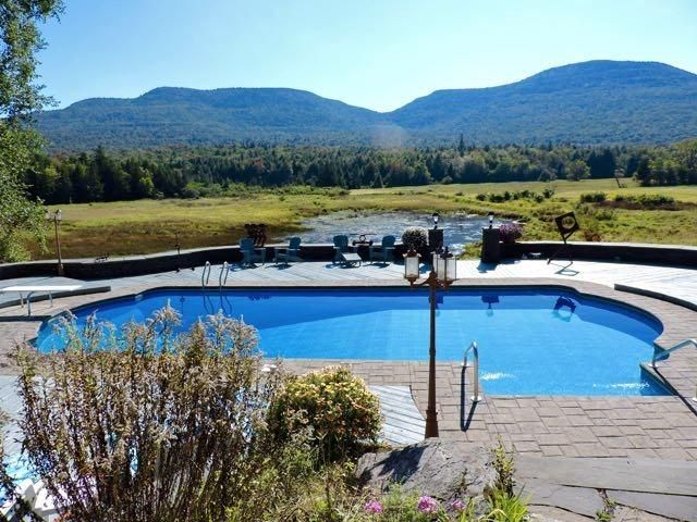 What a View! Hunter, NY Posh living in the Catskills.