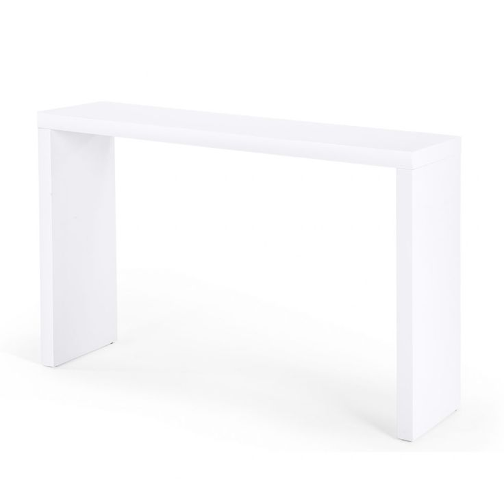 1000 Ideas About White Console Table On Pinterest