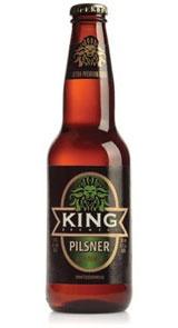 King Pilsner - Nobleton: Beer Worth, Dark Lager, Beer Lists, Beer Bottle, King Dark, Canadian Beer, Vienna Lager, King Pilsner, King Vienna