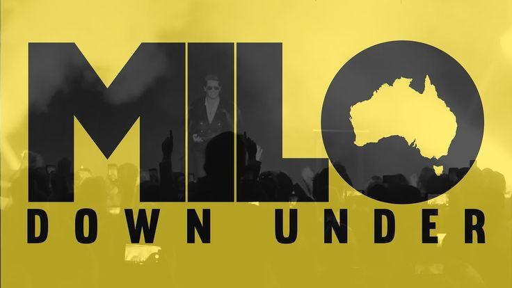 MILO Down Under - Full Speech