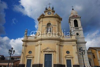 Belpasso, Sicily, Church of Santa Maria della Guardia