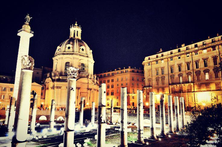 Roma - Foro di Traiano by Stefano Incollà - Photo 133785663 - 500px