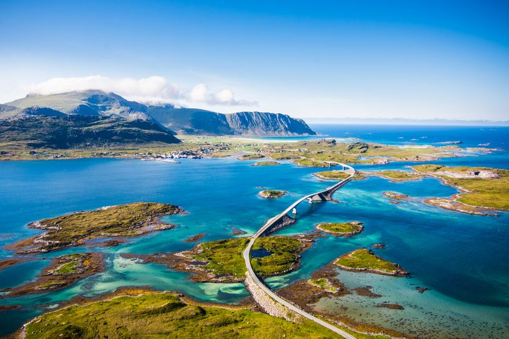 Norway Atlantic Road Atlanterhavsveien Places To Visit - 20 otherworldly reasons you need to visit norway