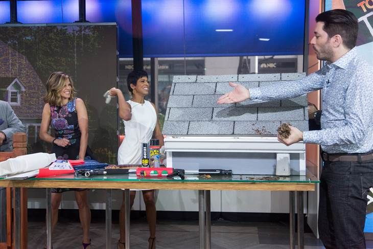 Had fun pranking the @todayshow show crew on April Fool's Day! What should be do the next time we're on?