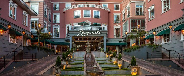 Luxury 5 Star Hotel in Nairobi | Villa Rosa Kempinski Nairobi