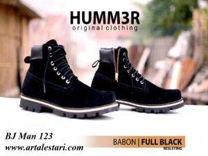 Jual Sepatu Boot Pria  Kontak Kami: Holine / SMS : 081315979176 BBM : 224A1F27