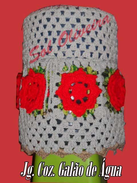 Eu Amo Crochê- Albúm Sol Oliveira