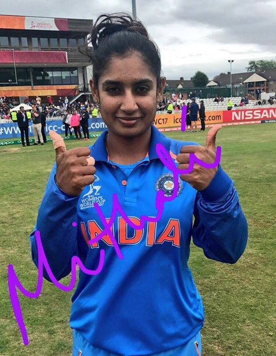 109 off 123 - Player of the Match Mithali Raj! #WWC17 #INDvNZ For more cricket fun and updates click http://ift.tt/2gY9BIZ - http://ift.tt/1ZZ3e4d