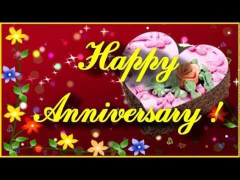 20 best images about Anniversary Greetings Ecards – Video Birthday Cards