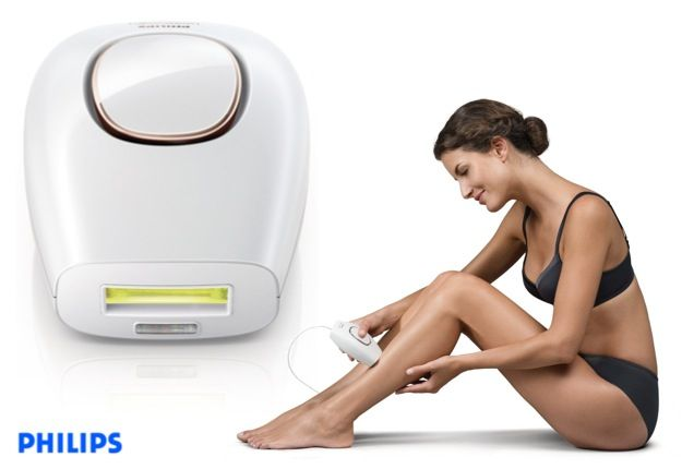 Read Reviews for the Philips Lumea Comfort IPL Hair Removal System