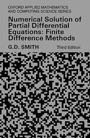 Numerical Solution Of Partial Differential Equations: Finite Difference Methods / Edition 3 (Paper Back)