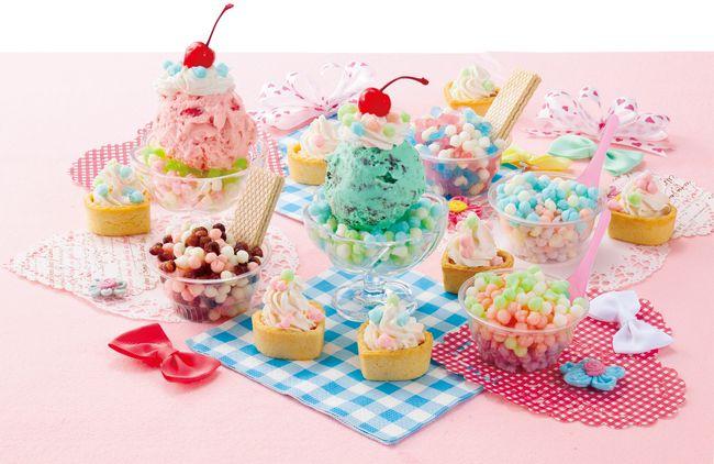 材料は市販のジュースだけ! まん丸アイスを簡単に作れちゃう「ジュースでかんたん♪ つぶつぶアイス」が登場