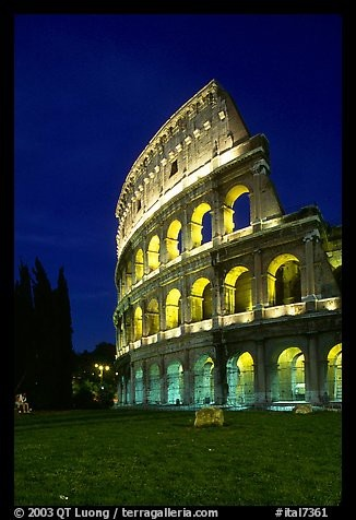Rome, Italy. Only for an hour and only to see the coliseum in pitch darkness. Super creepy but super awesome.: Rome 3, Colosseum Rome, Rome Italy, Places I D, Rome Been, Travel, Visit Rome